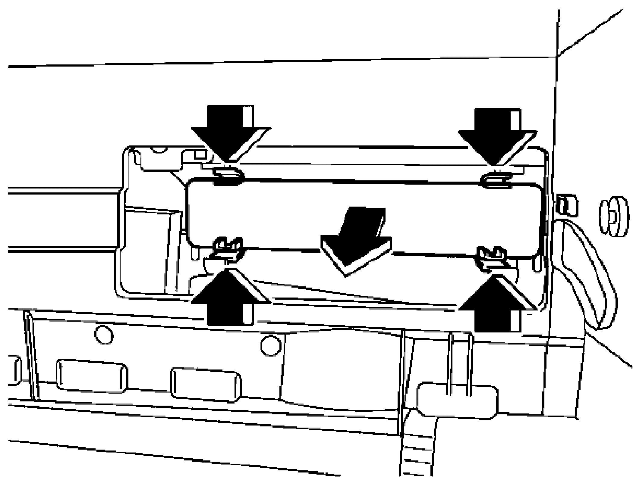 service manual  2011 subaru forester glove box removal