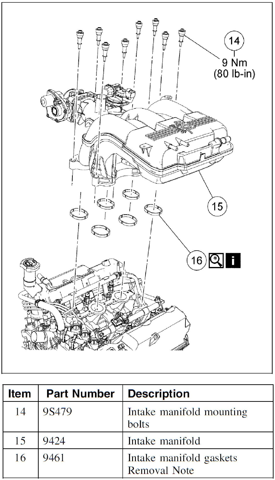 2004 Mercury Mountaineer Fuel Rail Pressure Sensor Car