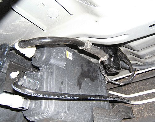 2006 Chevy 1500 Code 0128 Not Shown Code 0449 Vent Sol What Are These Two Items Where Are