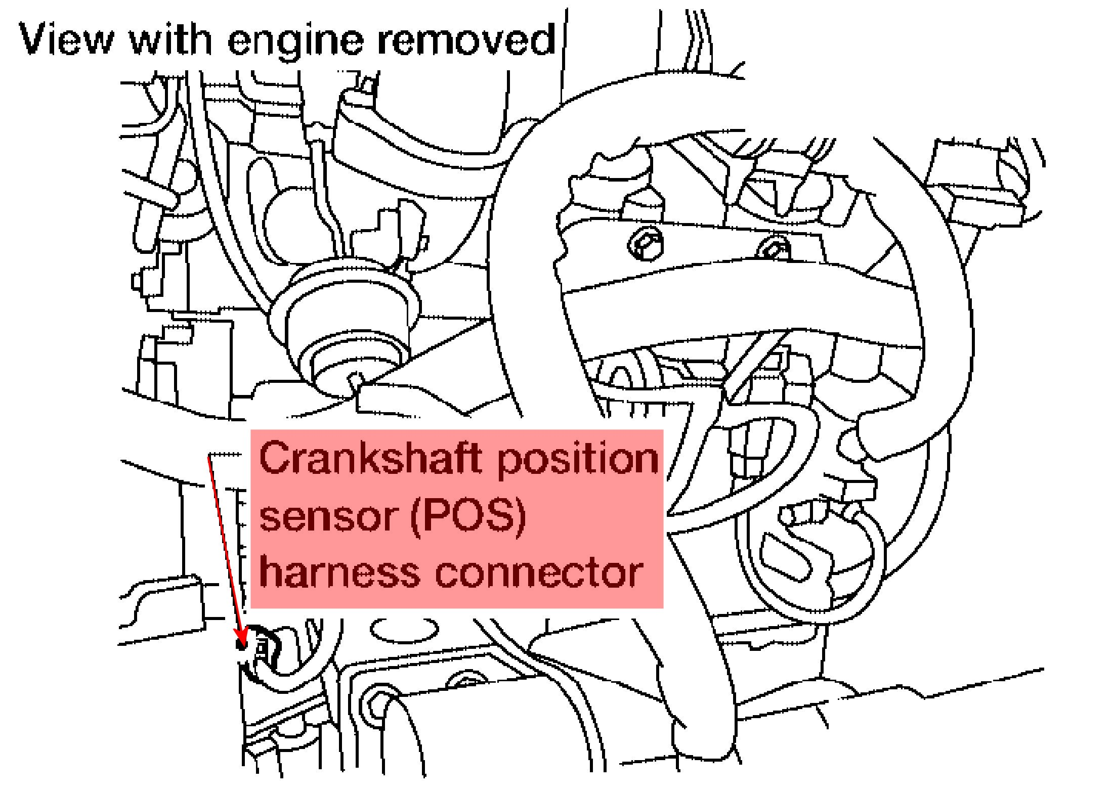 350z Engine Wiring Diagram likewise Nissan Altima Map Sensor Location additionally 3couq Crank Sensor Vehicle Speed Sensor furthermore Nissan Altima Wiring Diagram Further Pathfinder Throttle Body in addition Urgent Help Needed Crankshaft Position Sensor Connector T608112. on altima crankshaft position sensor location