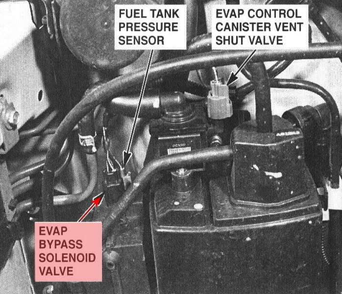 Honda pilot 2005 fuel pump relay location honda free for P1456 honda accord
