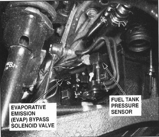 2001 Honda Crv P1457 Code Autos Post