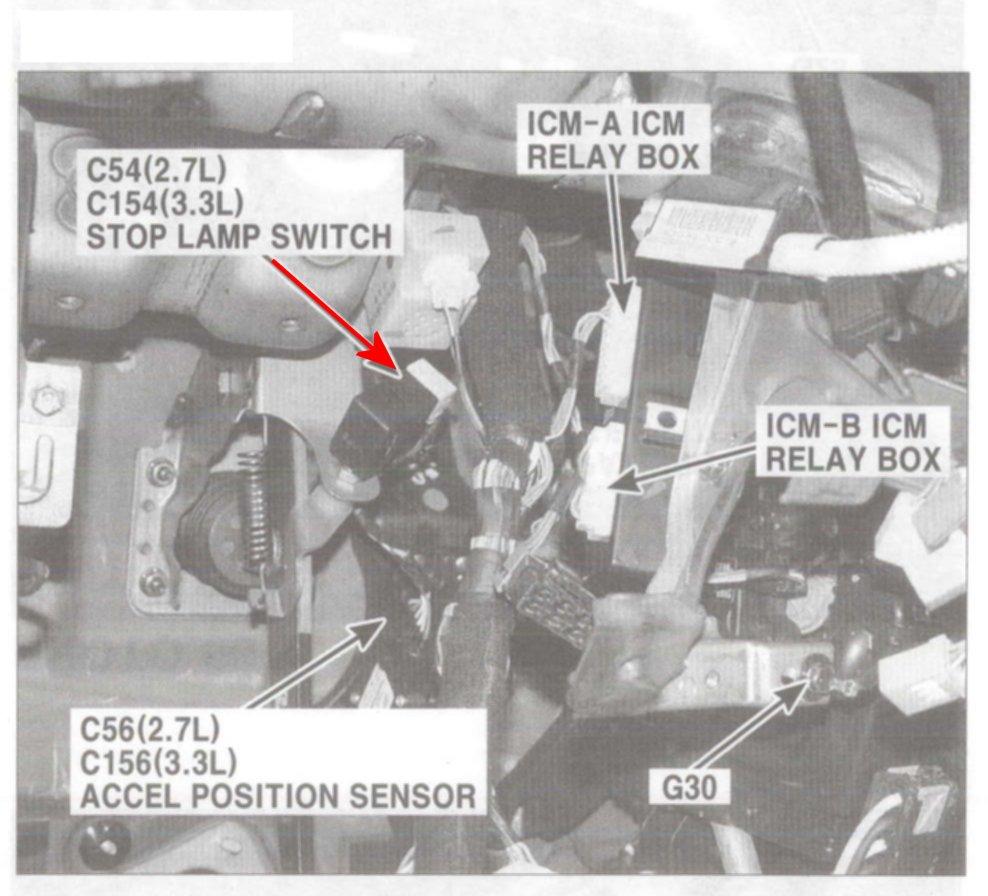 Service Manual  How To Install 2004 Hyundai Santa Fe Shift Cable