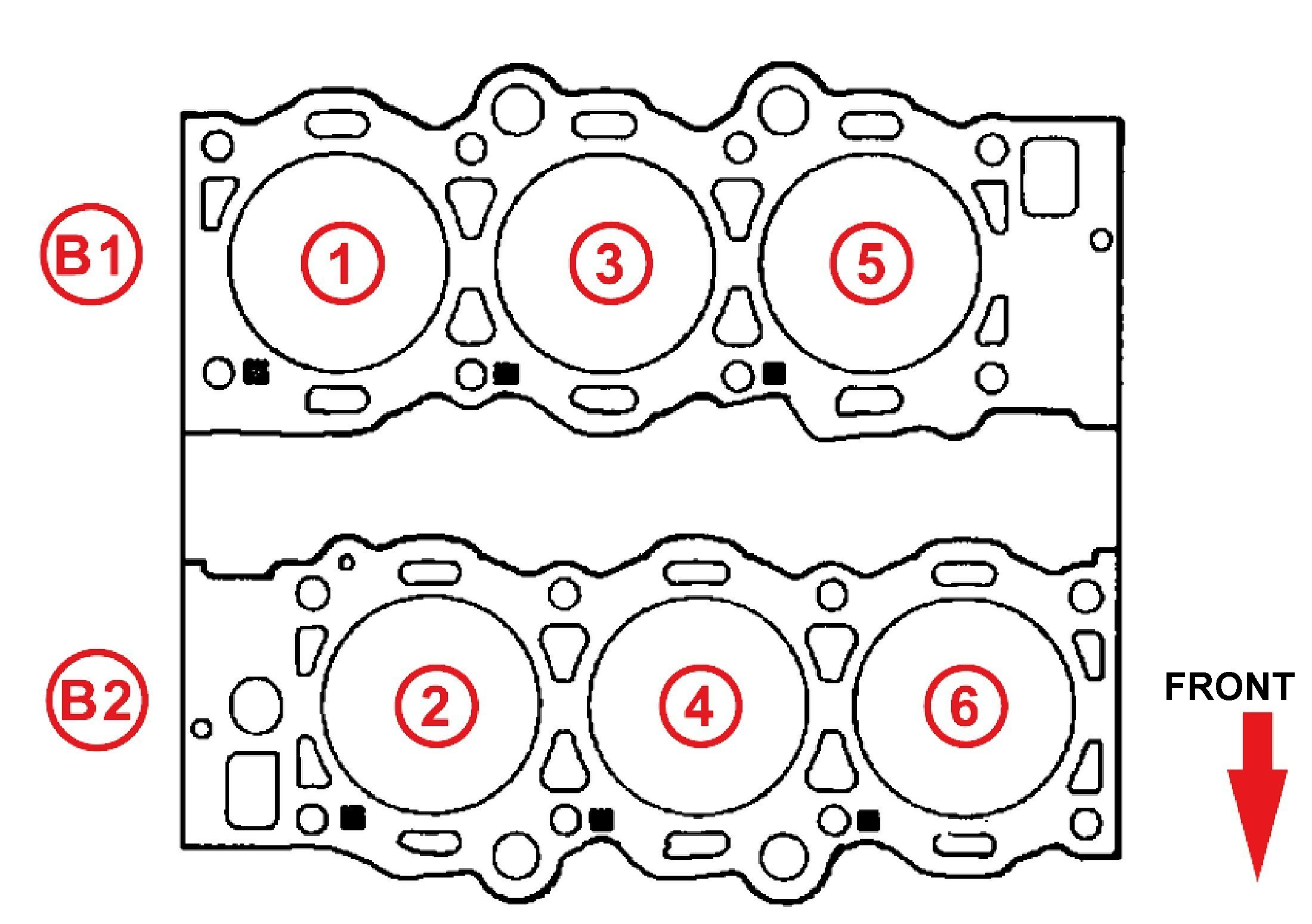 Toyota ignition coil diagram