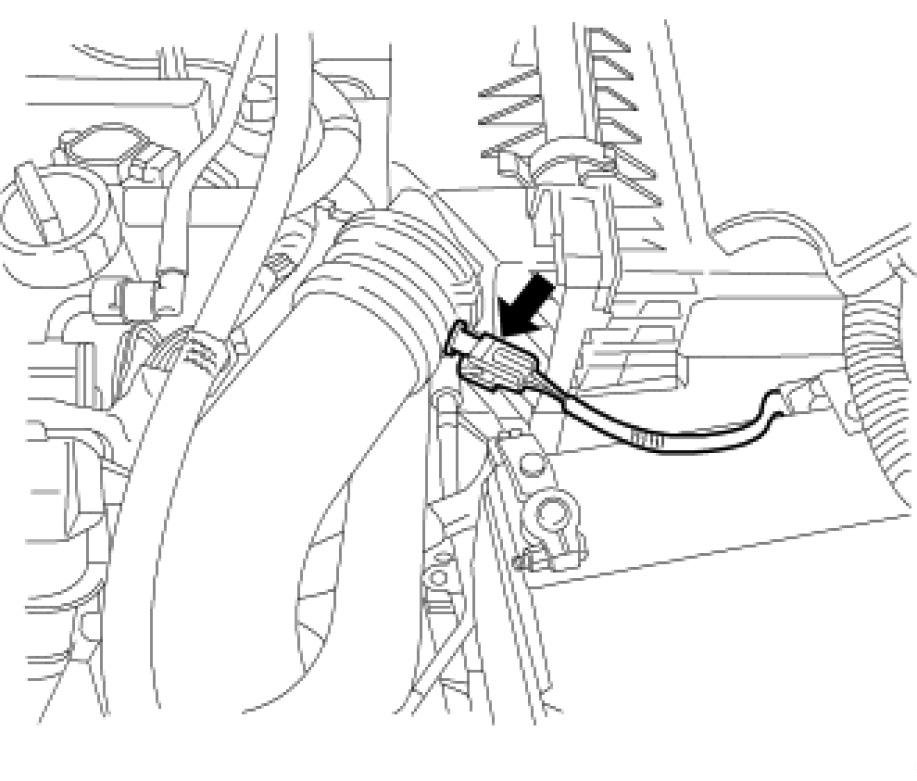 Ford Iat Sensor Location