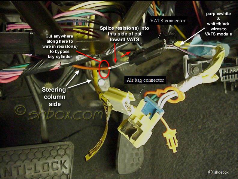 1994 Chevy Camaro Wiring Diagram