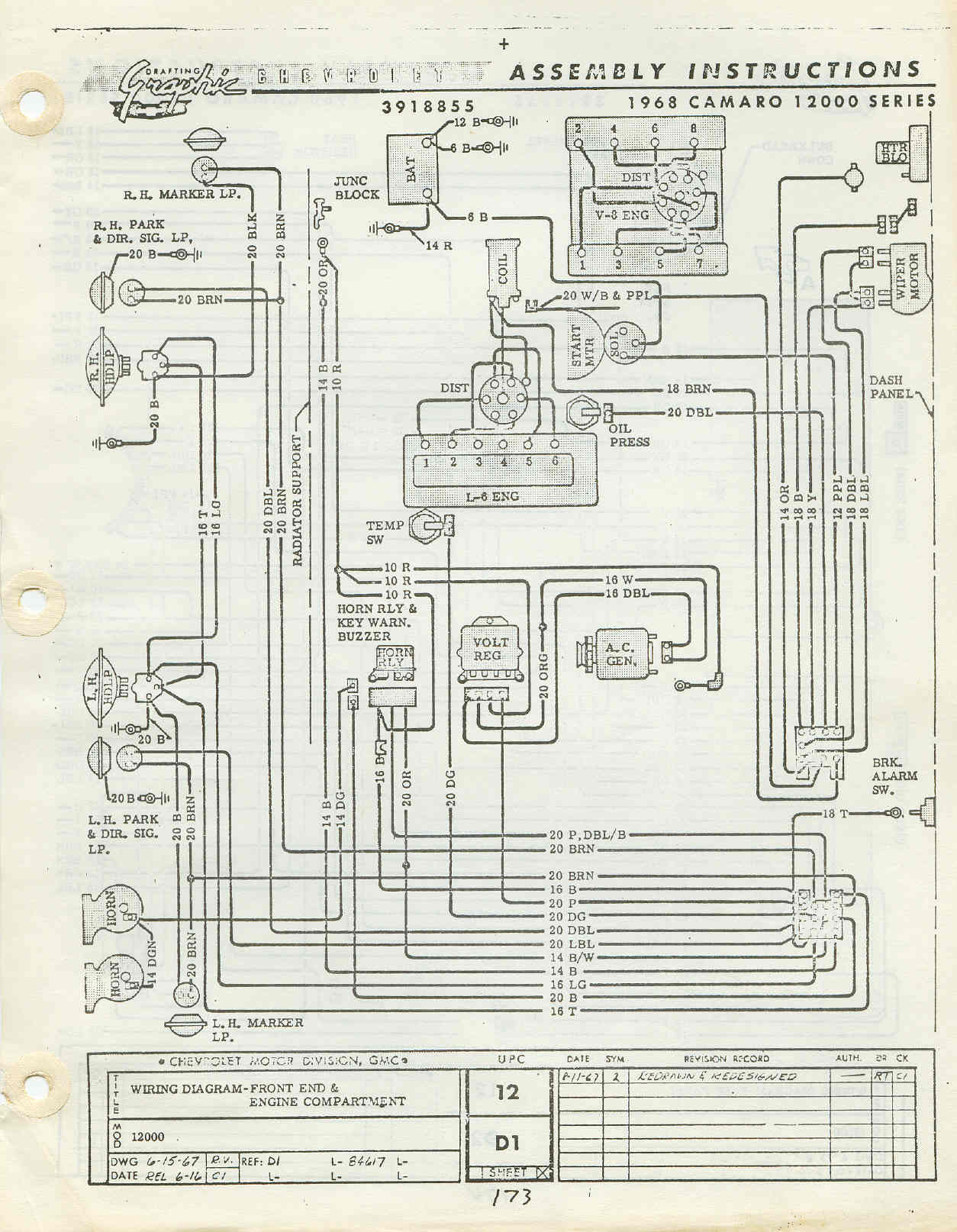 1968 Camaro Ignition Wiring Diagram Diagrams Neutral Safety Harness 79 Firebird Headlight Get Free Image Switch 68