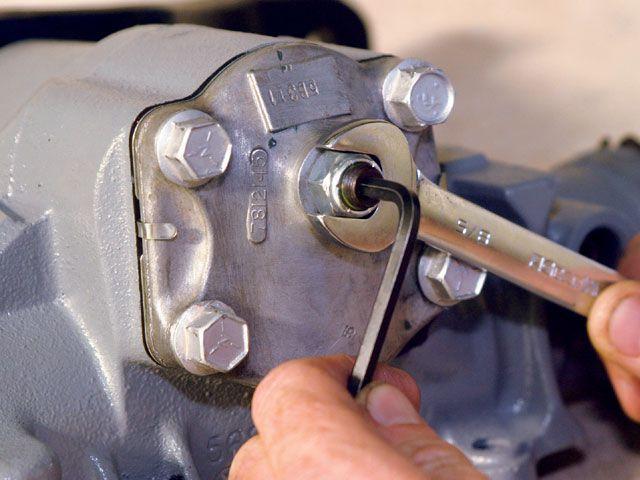 Pic on Dodge Power Steering Sensor