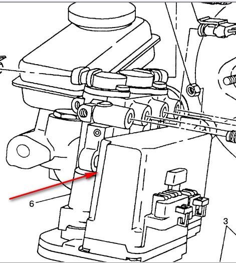 service manual  repair anti lock braking 2004 pontiac