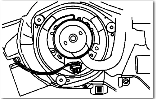 Lesabre Motor Mount Diagram Repalcement Parts And on 1973 351 Cleveland Engine