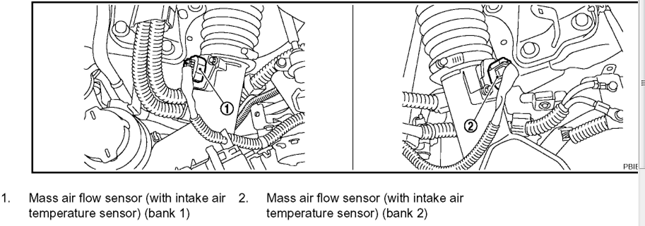 im trying to locate the iat  intake air temp  sensor in a