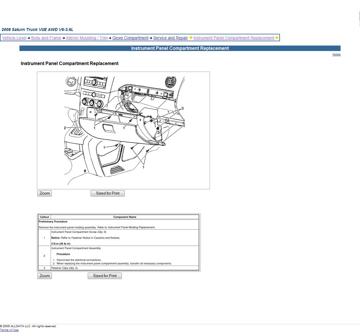 Saturn sl2 cabin air filter location get free image for 2009 saturn vue cabin air filter