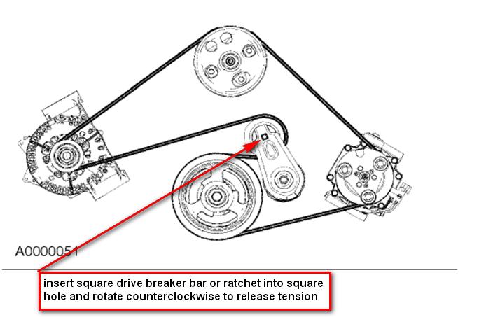 97 cavalier serpentine belt diagram 97 s10 serpentine belt