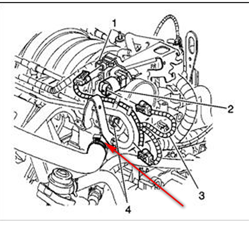 Cadillac Northstar Engine Thermostat Location
