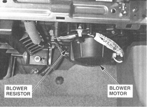 How much to replace blower motor resistor 28 images for How much does a blower motor cost