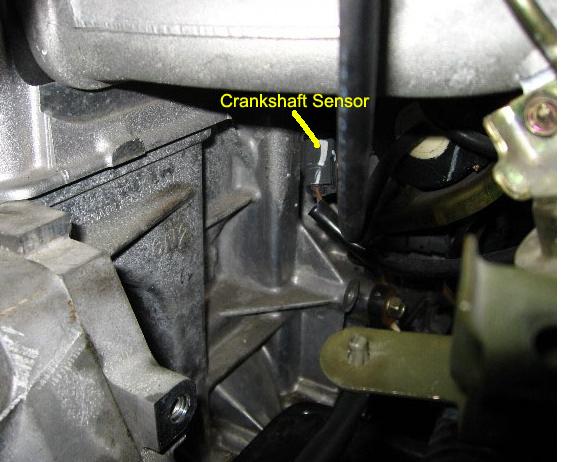 I Have A 2003 Nissan Altima 2 5  I Replace The Cam Sensor