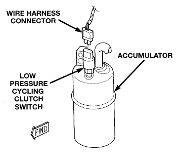 Honda Accord Clutch Switch Location on 1996 acura integra transmission
