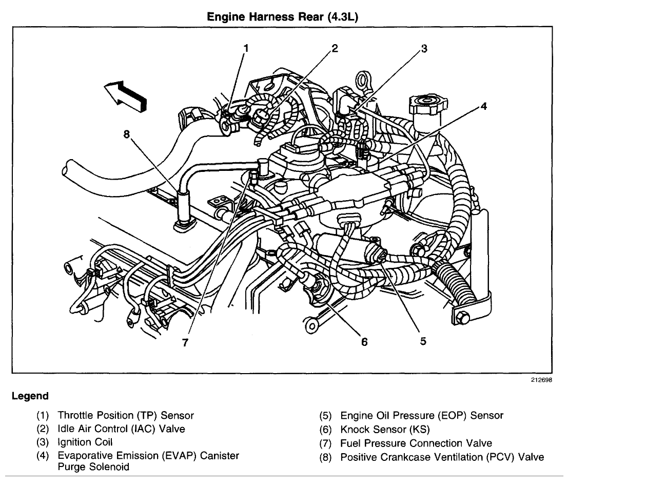07 chevy tahoe 5 3 engine diagram  07  free engine image