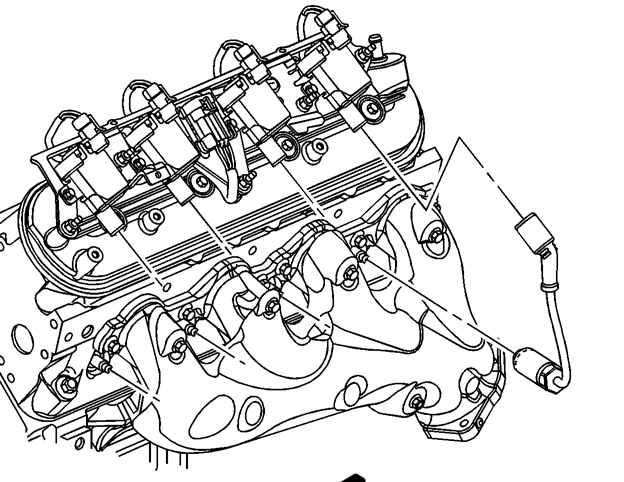 2004 envoy spark plug wire diagram