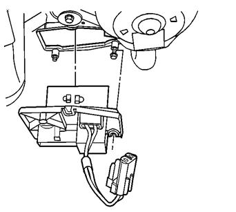 on 1994 Silverado Blower Motor Resistor Location