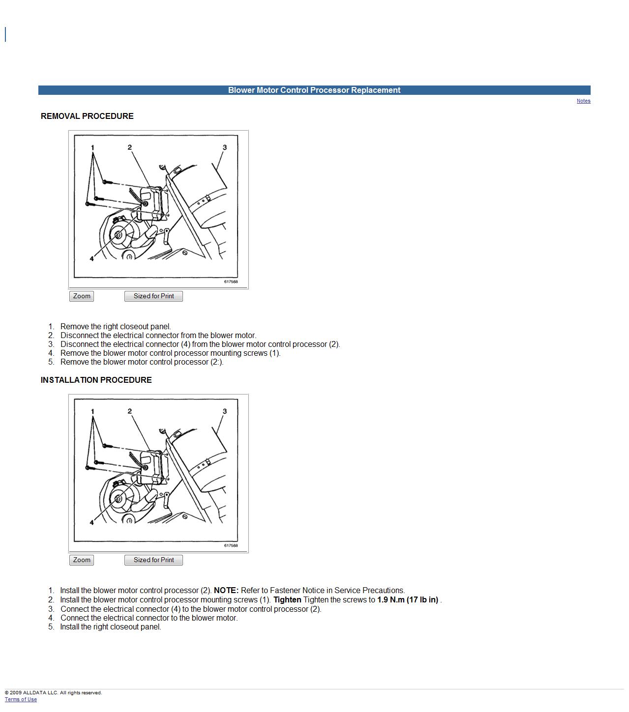 2004 Cadillac Escalade Blower Motor Wiring Diagram Schematics For 03 Control Module Location 2000 Fuse Box