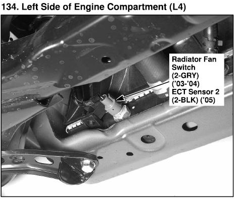 23574550 additionally Honda K engine moreover pressor Clutch Not Engaging together with 86 Honda Crx Sensor Location furthermore Watch. on diagram of honda crv engine