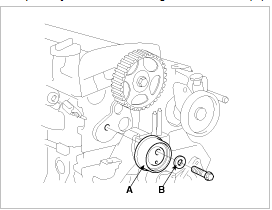 2005 kia spectra5 belt diagram