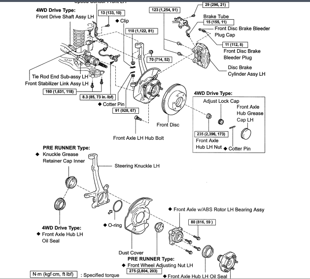 98 Toyota Avalon V6 Wiring Diagram on toyota t100 wiring diagrams