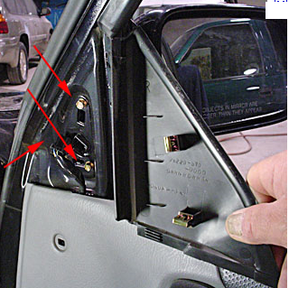 How Can I Fix The Loose Side Mirror Driver Side My Car Is