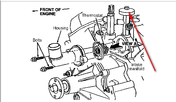 service manual  how to bleed air from a 1994 ford f150