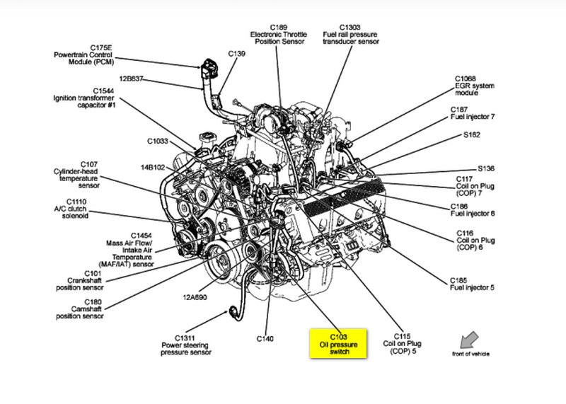 03 cadillac escalade engine diagram  03  free engine image