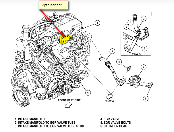 Ford 6 4 Powerstroke Vacuum Diagram Ford Auto Wiring Diagram