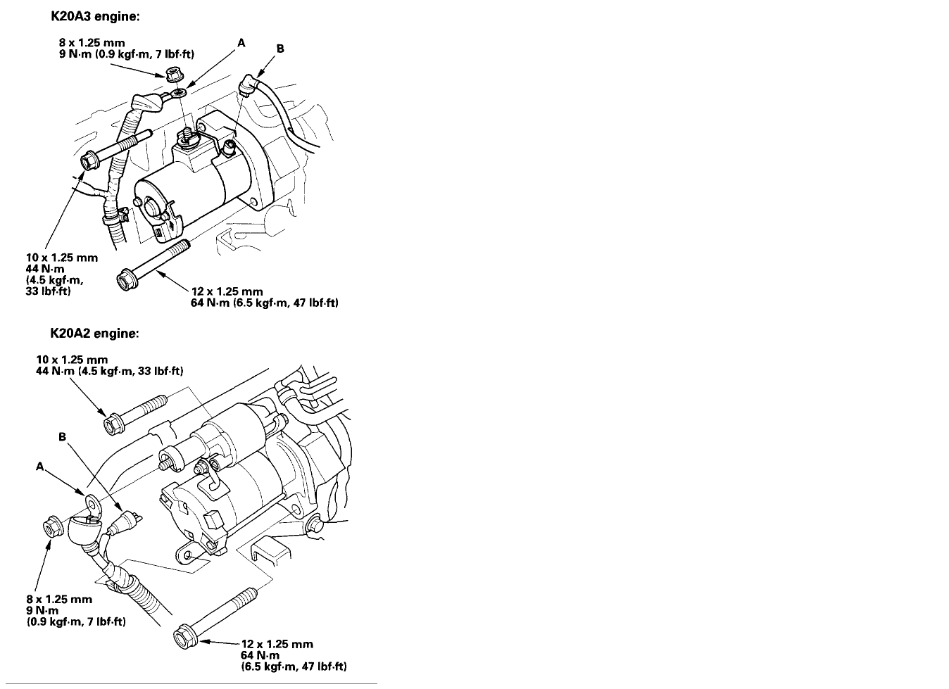 Acura Rsx Engine Wiring Diagram Wiring Diagrams And Schematics – Rsx Wiring Diagram