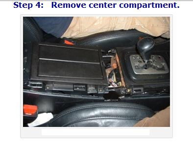 I Need To Remove My Radio From My 2002 Acura Tl Type S I