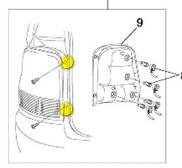 kia tail light wiring 2006 kia sorento tail light wiring diagram