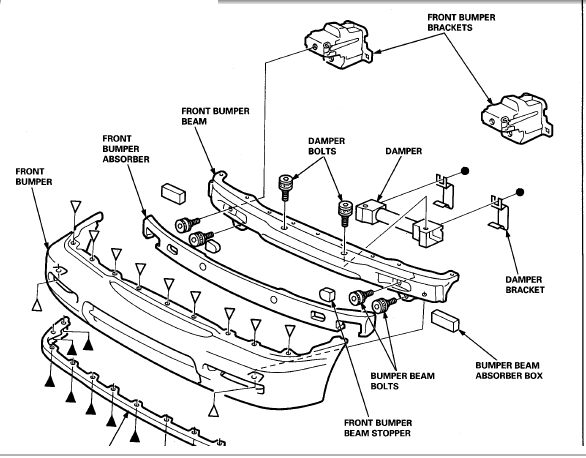 diagram for 2000 chevy blazer door latch