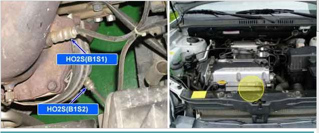 2003 Kia Sorento Pcv Valve Location 2004 Chevrolet