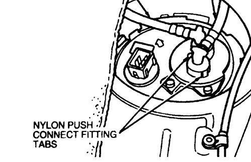 6llfp 97 Ford Contour Tool Need Unclip