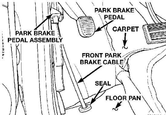 1997 honda accord front bumper replacement diagram