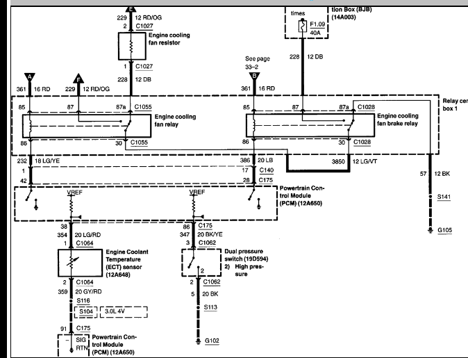 03 Taurus Ac Wiring Diagram Diagramrhgregmadisonco: 2000 Ford Taurus Cooling Fan Wiring Diagram At Amf-designs.com