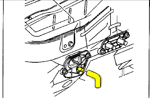 2012 Subaru Outback Ac Drain Line Location on 2000 cadillac deville engine diagram