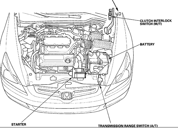 Honda Xl100 Motorcycle  plete Wiring in addition Nissan Armada Stereo Wiring Diagram moreover Mazda Protege Daytime Running Light Drl Wiring Diagram also 03 Eclipse Radio Wiring Diagram further RepairGuideContent. on 2007 honda accord radio wiring harness
