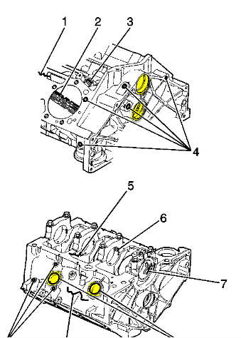 Chevy 5 7 Vortec Intake Manifold Diagram also 1994 Chevy 4 3 Vortec V6 Engine Diagram together with 5 7 Vortec Engine Diagram further 2000 Chevy Silverado Thermostat Location besides Chevy 4 3 Vortec Engine Diagram. on 4 3 vortec engine frost plug diagram