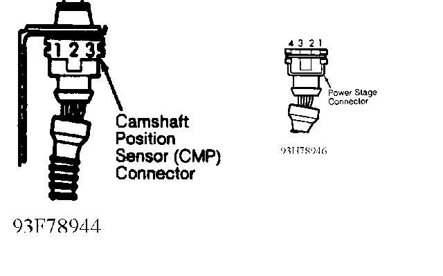 volvo marine camshaft position sensor wiring diagram 1994 volvo 850. cranks but won't start. no spark. i ...