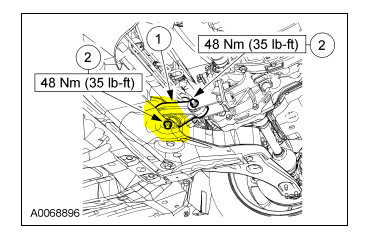Ford E Series E150 Fuse Box Diagram in addition T25120331 Diagram routing 1991 ford tempo in addition 74 Nova Wiring Diagram also RepairGuideContent additionally Car Fan Not Working. on 2003 ford mustang transmission diagram