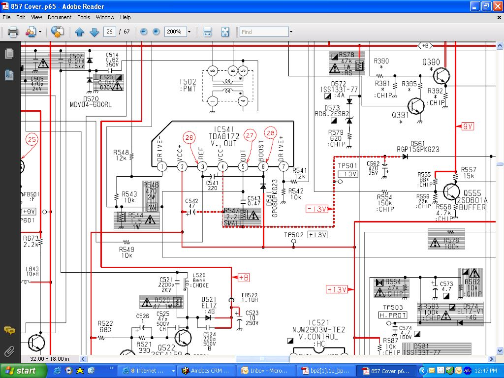 sony tv schematic diagram get free image about wiring diagram