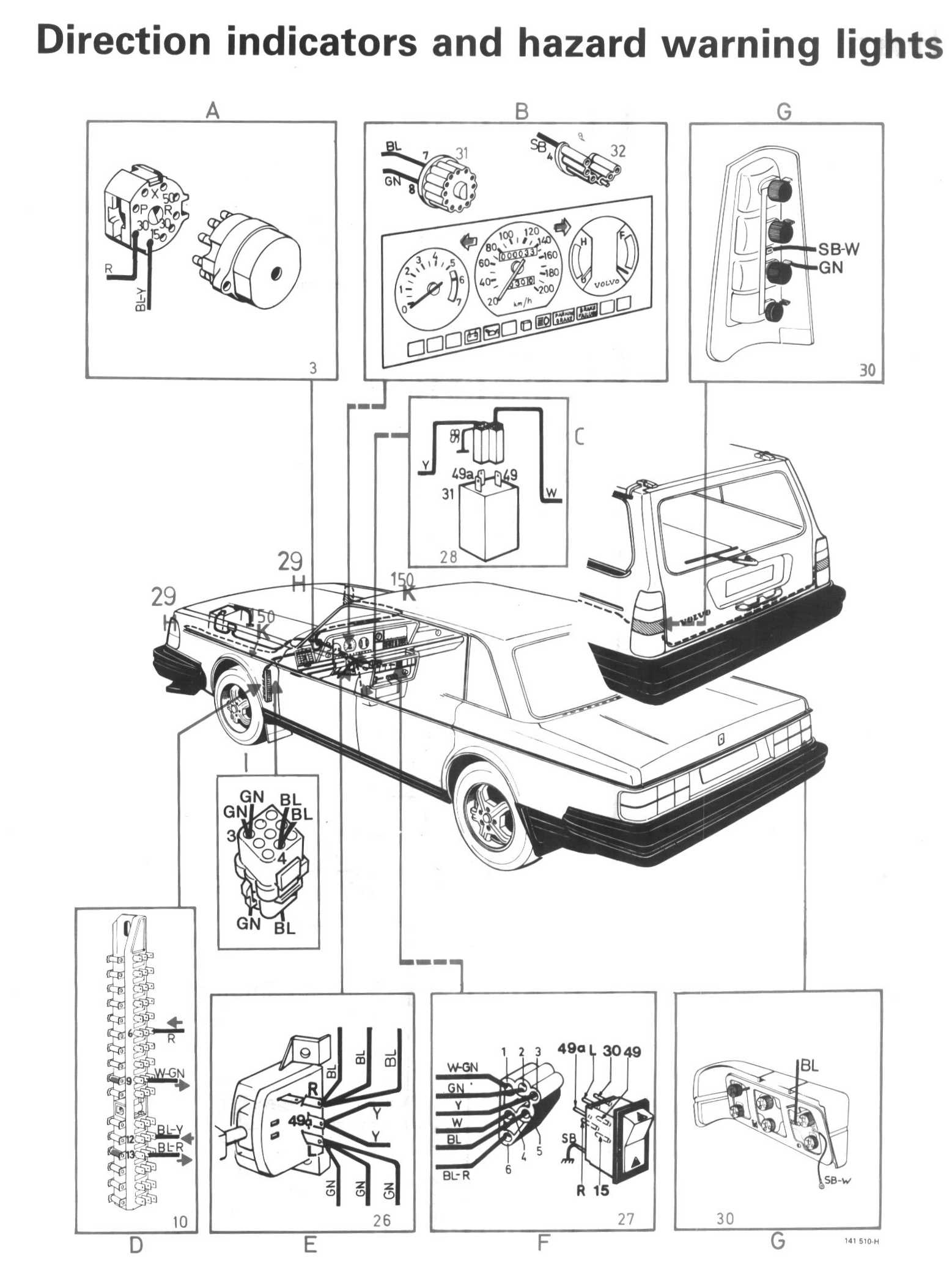 volvo 850 wiring diagram  volvo  free engine image for