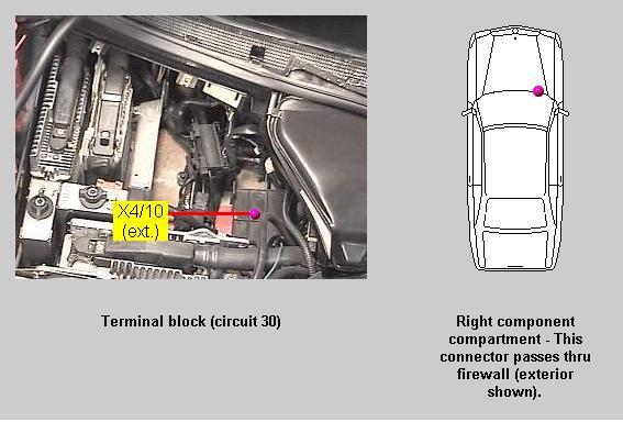 1988 Mercedes Benz E190 Fuse Box Diagram