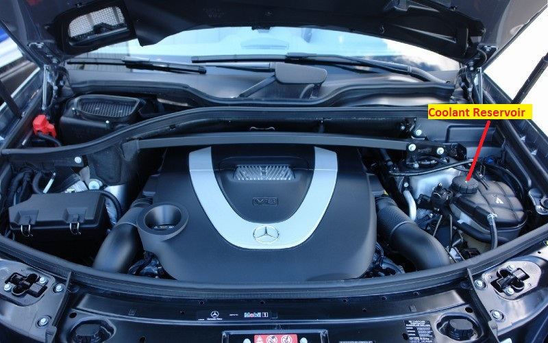 how to put windshield washer fluid in car