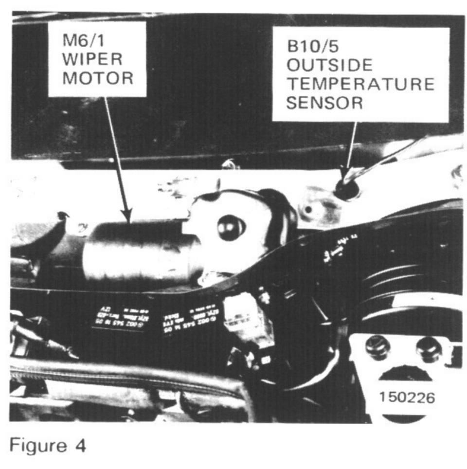 Service Manual How To Change Wipe Motor Of 1988 Mercedes